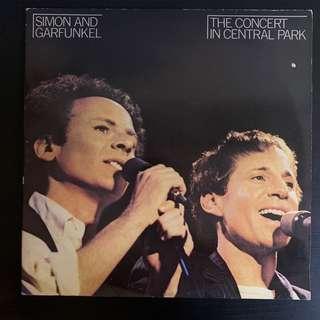 🚚 Simon & Garfunkel, The Concert In Central Park, Vinyl record