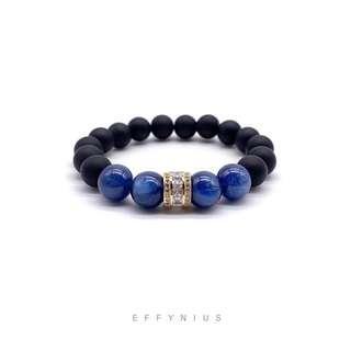 The Element | Kyanite 藍晶石 | Premium Natural Gemstone Bracelet