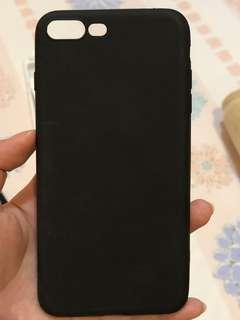 Case iPhone 7+ / iPhone 7 Plus Matte Black