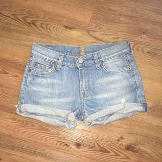 Authentic 7 For All Mankind Shorts