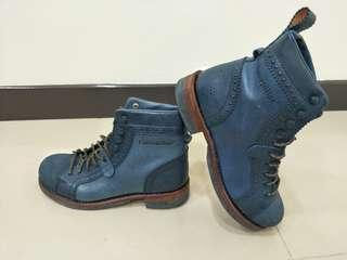 Caterpillar Leather Boots (Men)