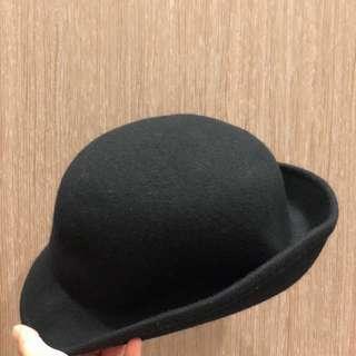 🚚 圓頂帽/紳士帽/黑帽 F女版