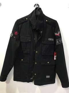 Hard Rock Cafe Tokyo Military Jacket