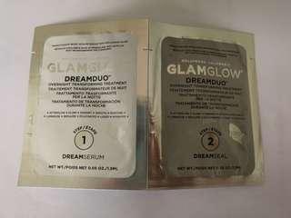 Glamglow 變幻面霜組合 dreamduo overnight transforming treatment