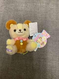NEW 全新candy bear 毛公仔 doll
