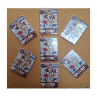 Kousaka Honoka - 7 Card Value Pack