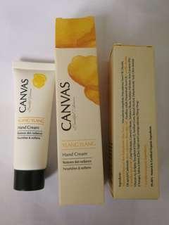 Canvas Ylang Ylang Hand Cream 依蘭亮澤護手霜 15mlx2