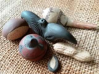 陶瓷擺設 迷你蔬果