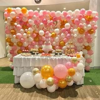 Organix Garland Wall Balloons Decor