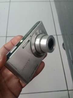 Camera sony dsc w320
