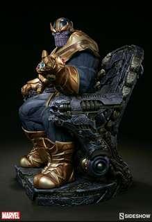 🚚 Thanos on Throne