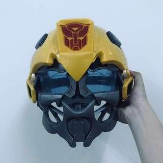 Bumblebee's Helmet