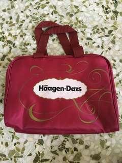 🚚 Haagen Dazs Cooler Bag
