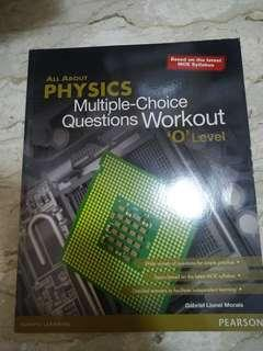 All about physics mcq workout o level
