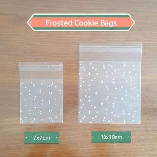 Frosted Cookie / Gift bag (2 sizes)