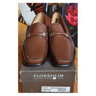 Florsheim Cognac Loafer 