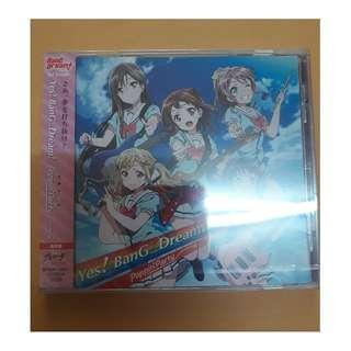 Poppin'Party - Yes! BanG_Dream CD