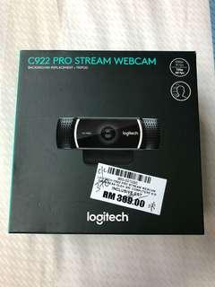 C992 Pro Stream Webcam 1080p