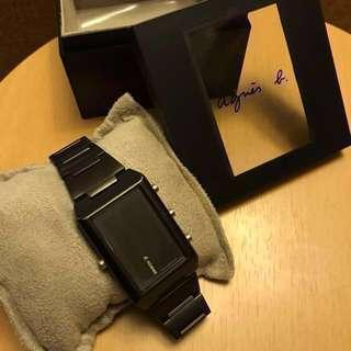 Agnes b black watch