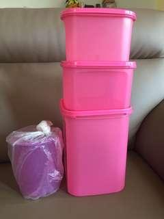 New & used (all) Tupperware Brands