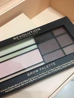 Makeup Revolution Eye brow Palette
