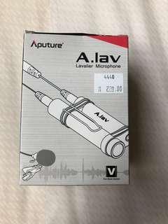Aputure A.lav Lavalier Microphone