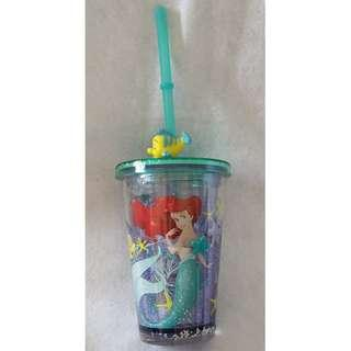 Disney Princess Ariel Under The Sea Cup with Lid
