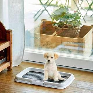 Stefanplast Puppy Pee Tray with Turret (60x40x4h in cm)
