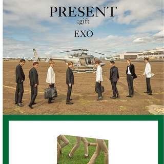 EXO - PRESENT ; GIFT