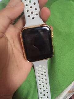 Jam touchscreen