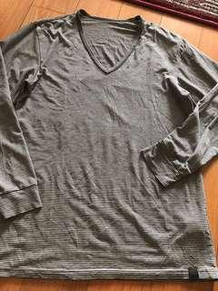 Uniqlo Heattech top M