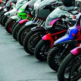 scrap bikes