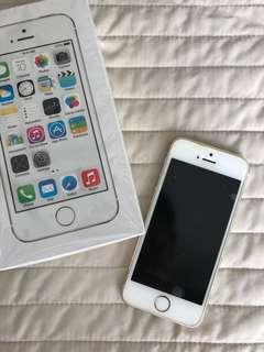iPhone 5s, Gold, 64GB