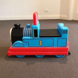 Thomas the Tank Engine Foot-to-Floor Ride on