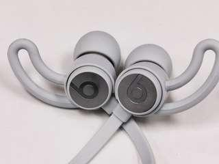 Beats X earbuds used