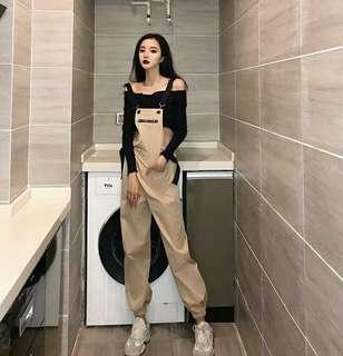 *Instock Jumpsuit (only)