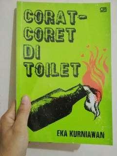 CORAT CORET DI TOILET - EKA KURNIAWAN (KUMCER)