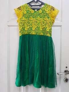 Dress anak temaja
