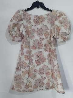 Mini Floral Dress Japan