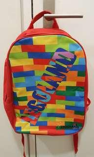 🚚 Legoland Malaysia Resort backpack/haversack