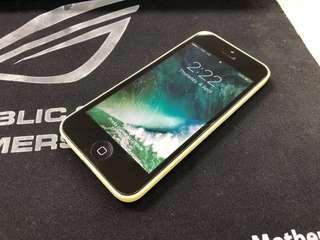 🚚 iPhone 5C / 16GB / Yellow