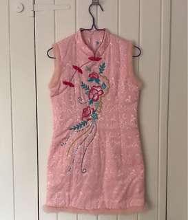 Oriental costume size 140-150