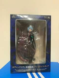 Evangelion: 3.0 You Can (Not) Redo: tentative name:Rei Ayanami Figure話劇版 全1種 新世紀福音戰士模型公仔