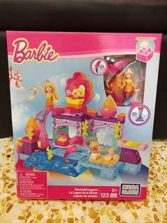 Megabloks Barbie - Mermaid Lagoon
