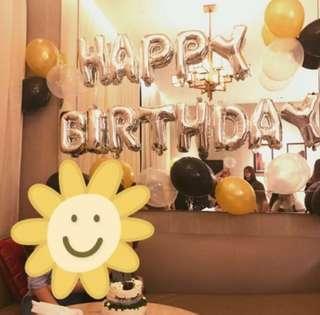 Birthday Party Decoration Set