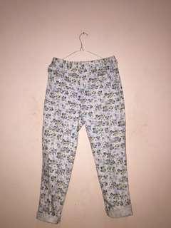 Flower Pants / Celana bunga