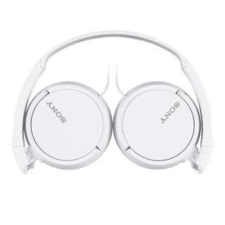 Sony Headphones MDR ZX110 AP-WHITE
