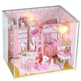 DIY小屋 - Kitty 公主房