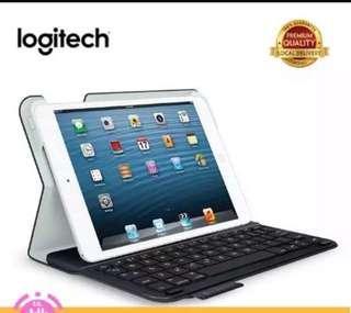 Logitech Ipad Mini 1,2,3 with keyboard