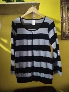 Japan Stripe Top